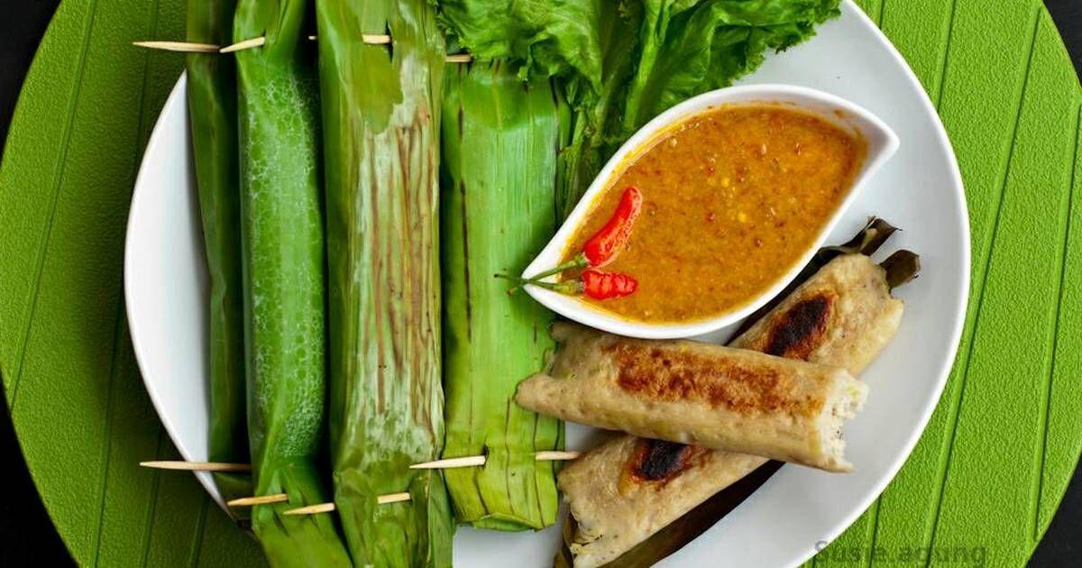 Resep Otak Otak Bakar Ikan Tengiri Oleh Susi Agung Resep Resep Makanan Diet Resep Masakan Asia