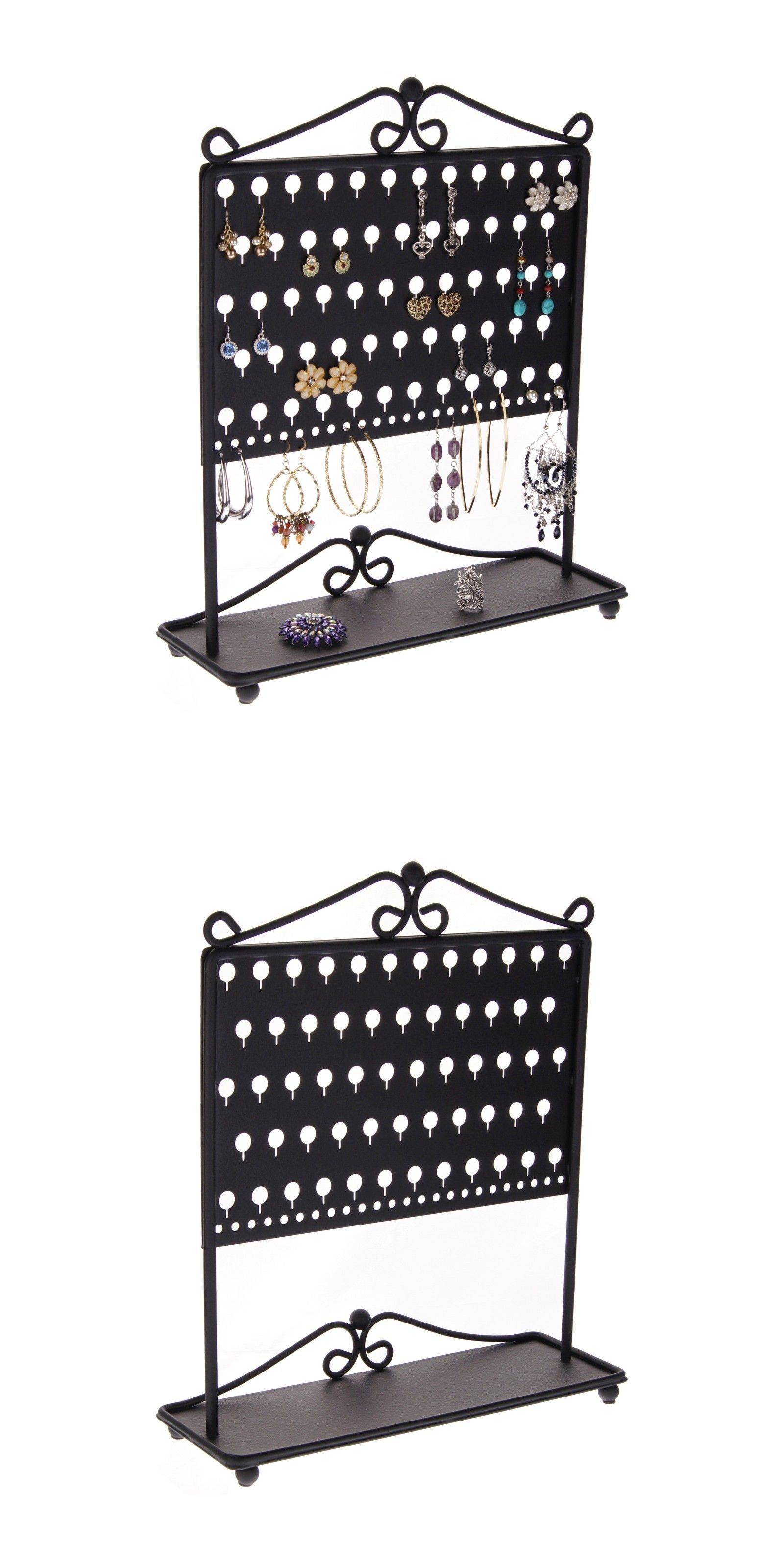 Earring 168161 Earring Holder Organizer Stand Jewelry Organizer