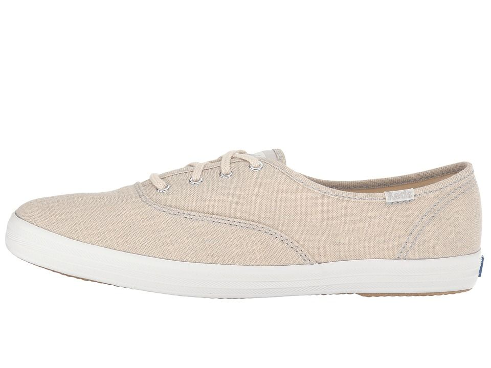 b6a48299dcd Keds Champion Mini Brights Women s Lace up casual Shoes Light Gray ...