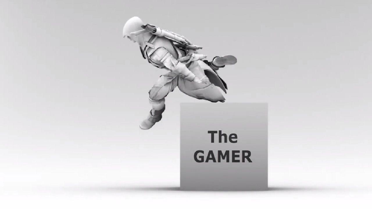 gamer intro template