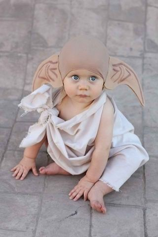 Awesome baby costume