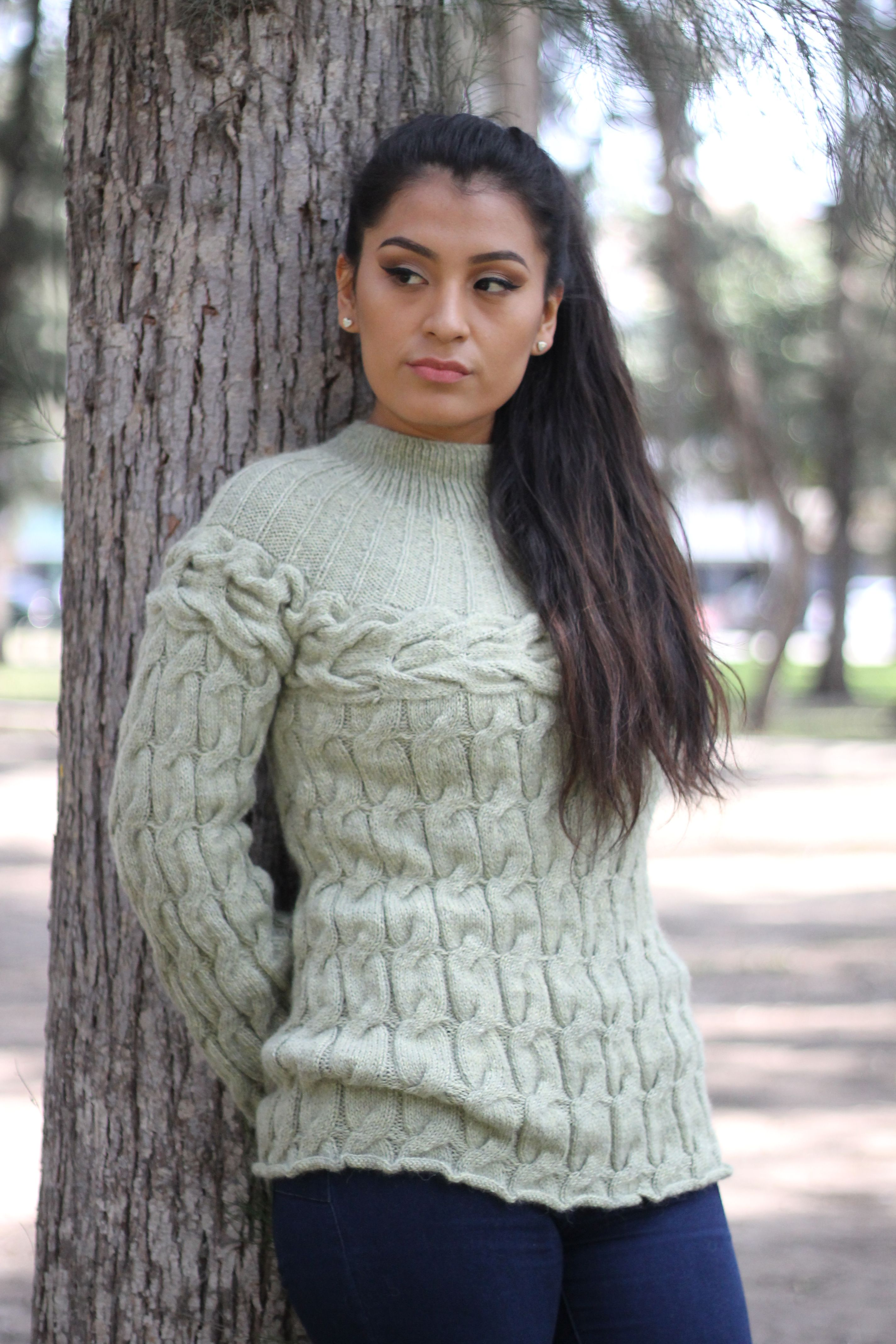 When You Use This Stylish Sweater You Will Find Comfort Because You Will Use A Garment 100 Baby Alpaca Wool Handmade Sweaters Stylish Sweaters Alpaca Sweater