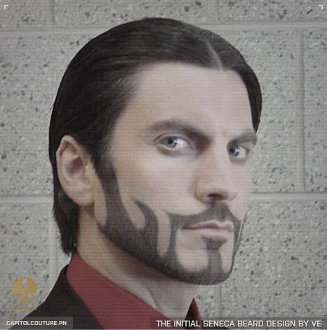 Daniel Krone S Film Blog The Hunger Games Review Beard Designs Awesome Beards Crazy Beard
