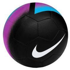 Yo quiero el balón de fútbol con colores de blanco y azul y negra y morado. 24bf9e9777425
