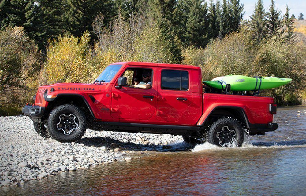 2020 Jeep Gladiator Reveal Desktop 4x4capability Jeep Gladiator Offroad Jeep Jeep Cars