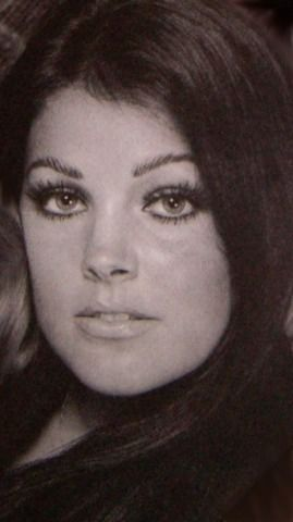 Priscilla Presley. Her makeup is perfection.