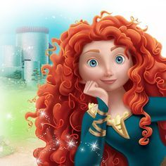 Merida/Gallery - Disney Wiki