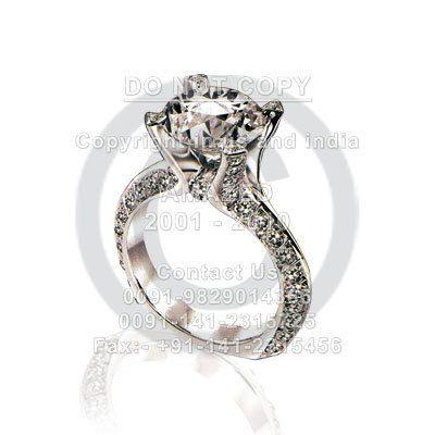 Single Diamond Wedding Rings Google Search