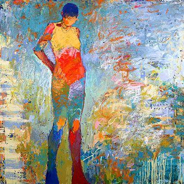 Stephanie Breitbard Fine Arts   Jylian Gustlin (figurative)