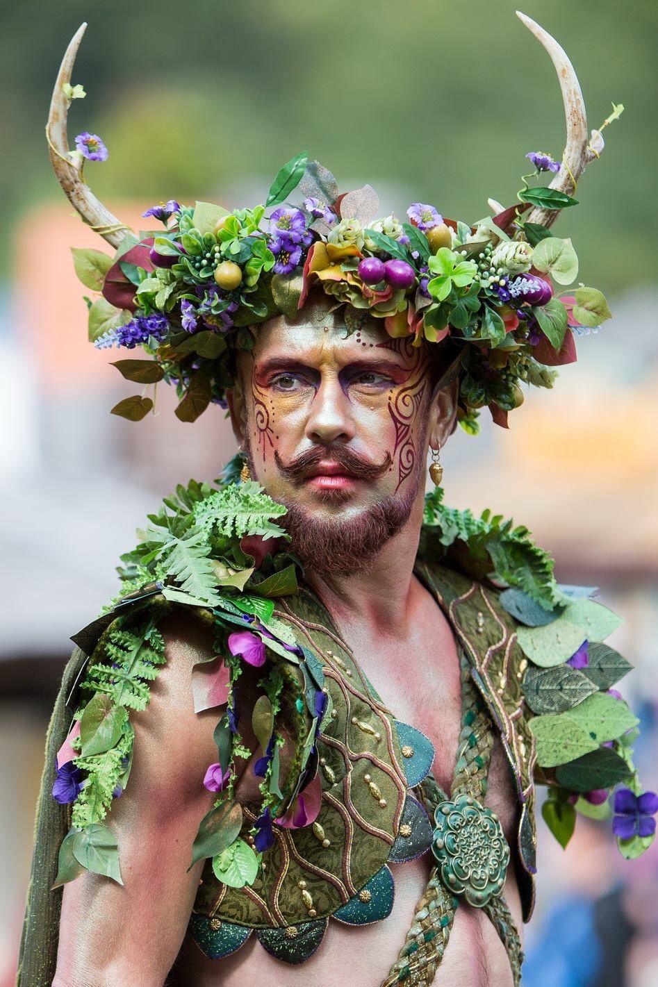 Oberon, New York Renaissance Faire.