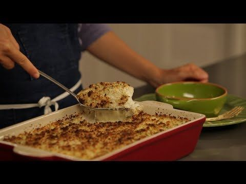 how to make cauliflower into mashed potatoes