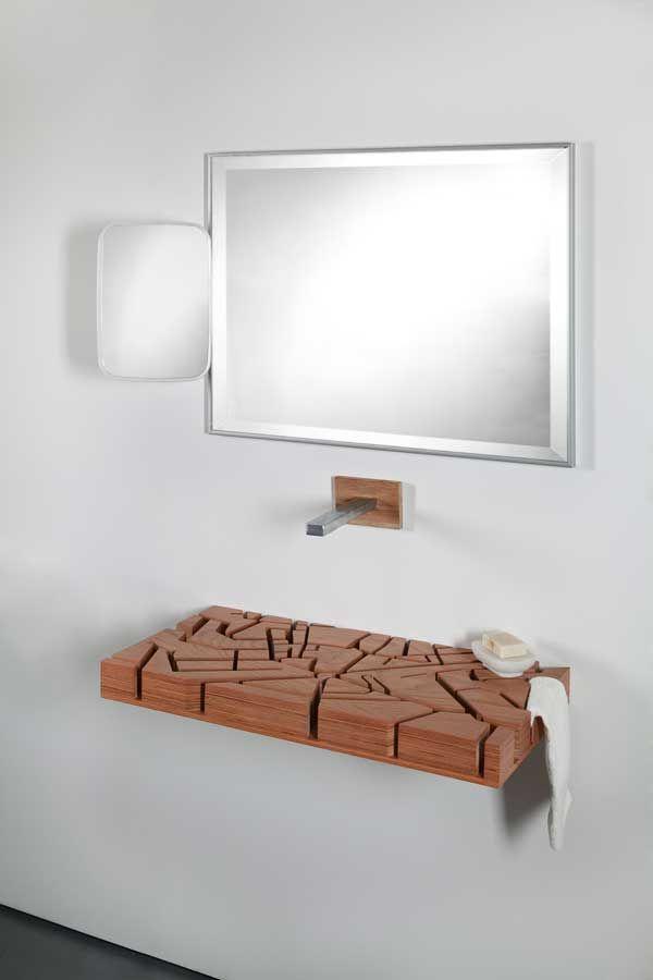 Salle de bain design le robinet qui colore l\u0027eau ! idées salle de
