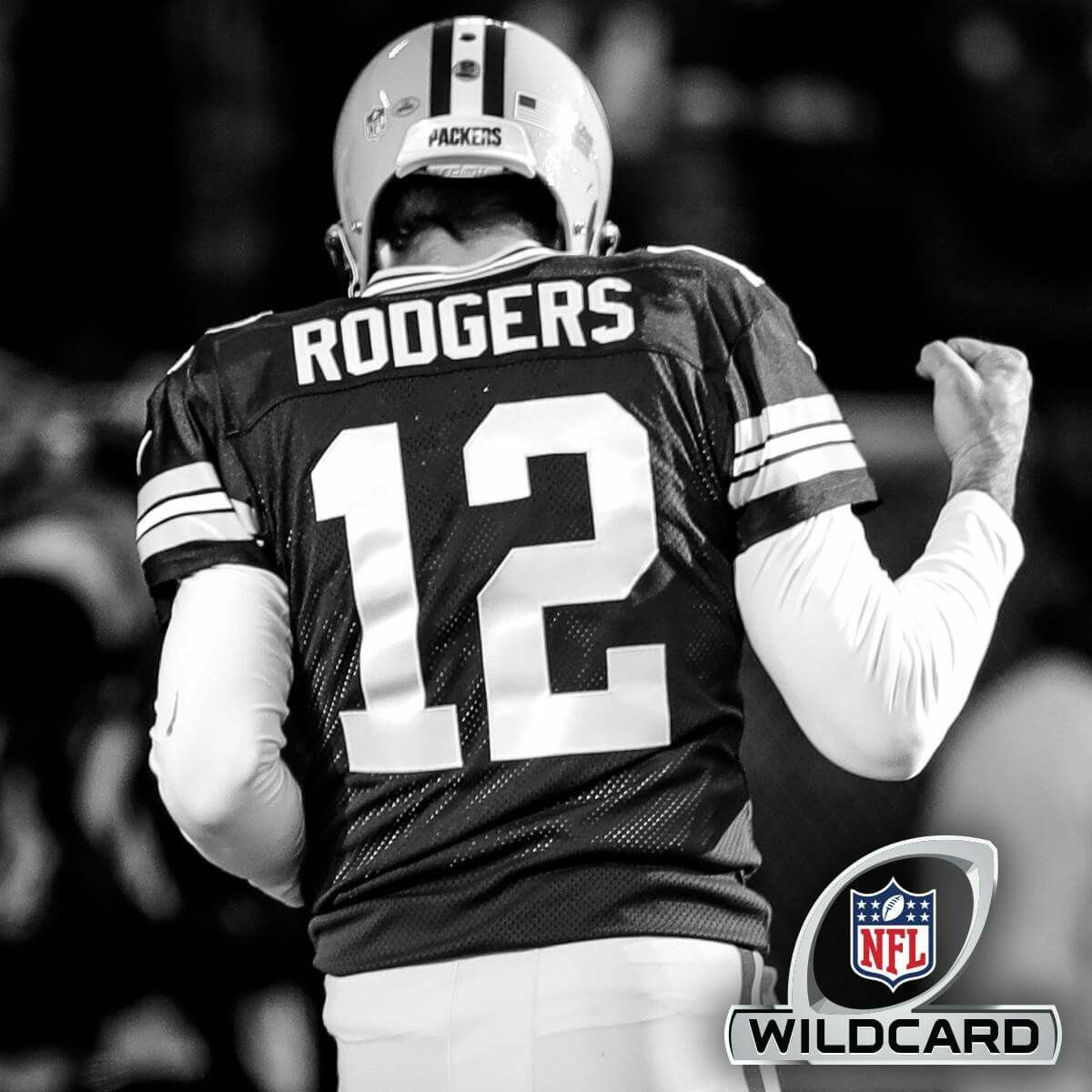 Rodgers Nfl Wildcard Green Bay Packers Best Football Team