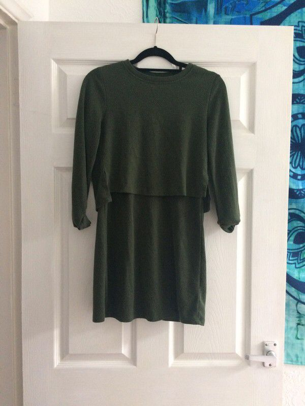 d69f92bd64fdc Pin by Abi Brown on Selling...   Clothes for women, Khaki green, Women