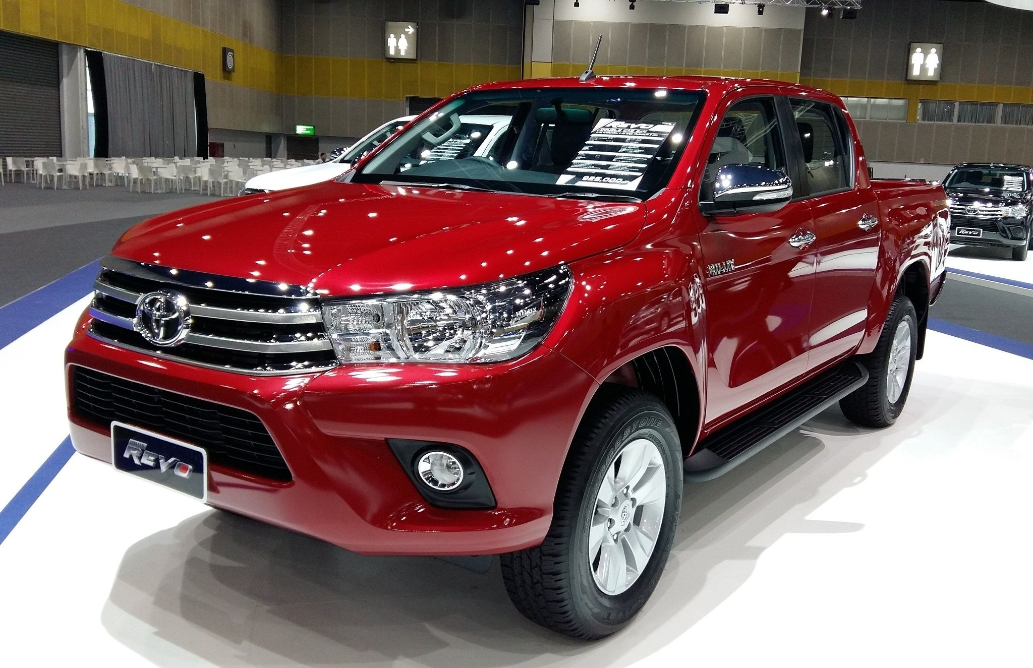 what will the Toyota Vigo 2020 Model come out | Toyota ...