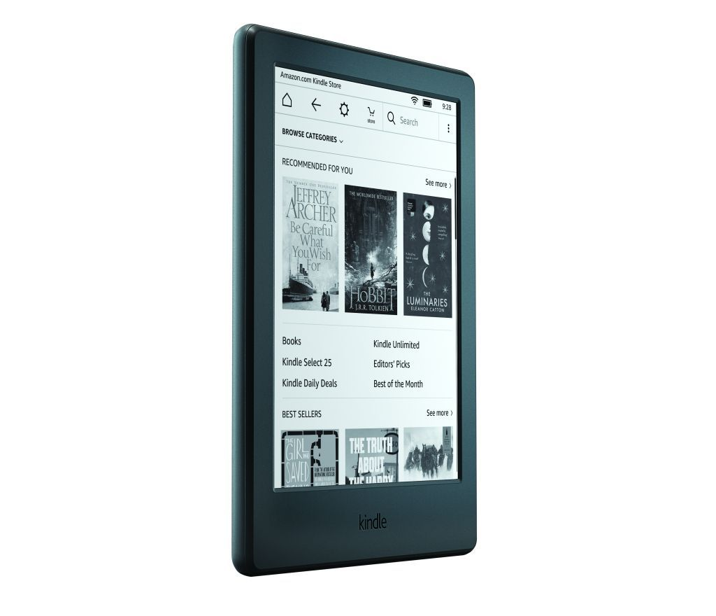 Review: Review: Amazon Kindle 2016 lights our fires
