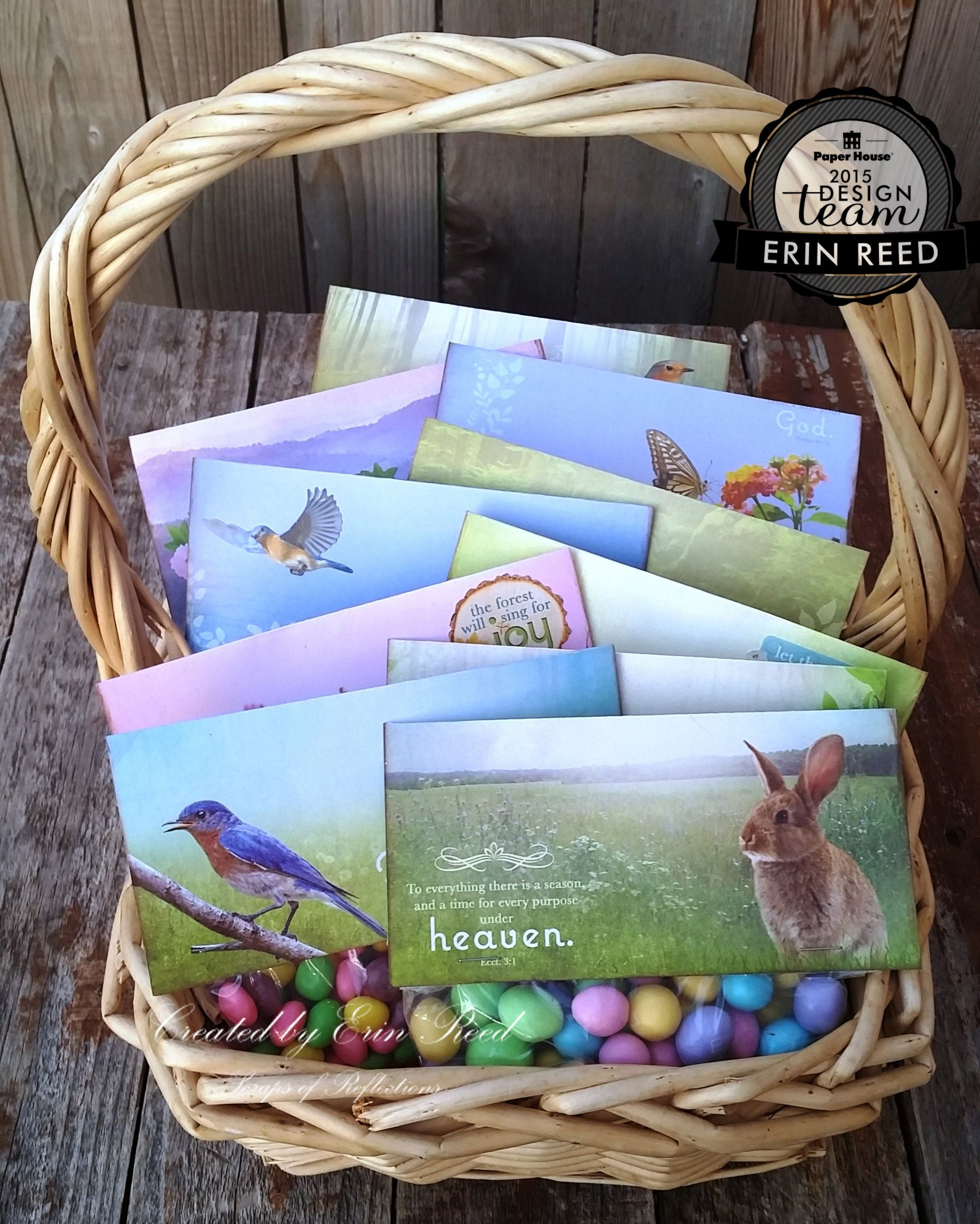 Spring Candy Gift bags **Paper House** - Scrapbook.com ...