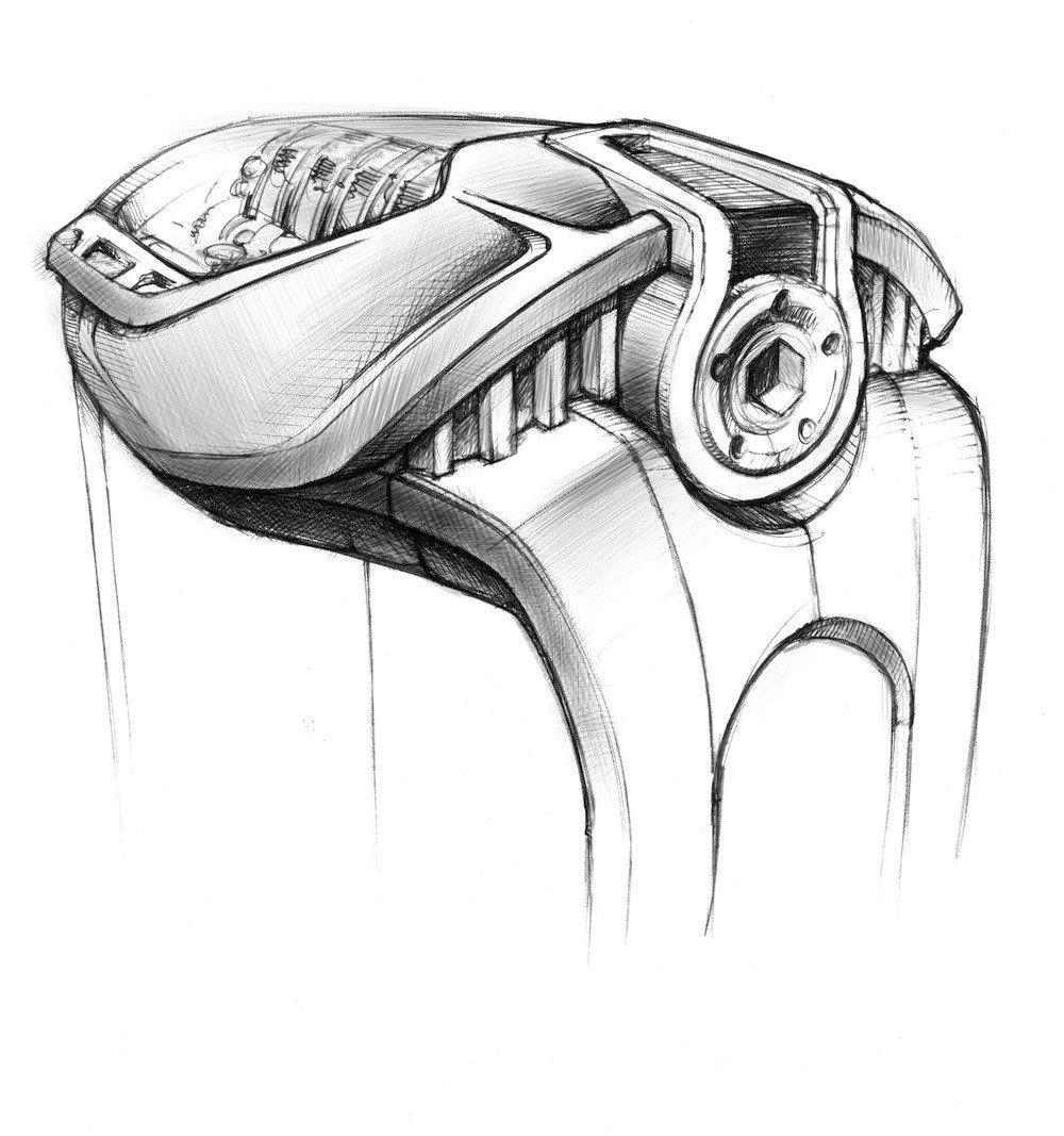 Hands On The Hublot Mp 05 Laferrari All Black Watch Watch Sketch Industrial Design Sketch Conceptual Artwork