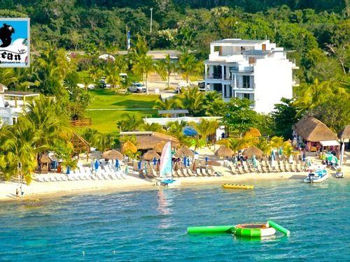 Ocean Vip Beach Club Cozumel Mexico