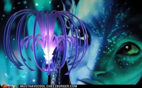 Avatar Bedside Lamp