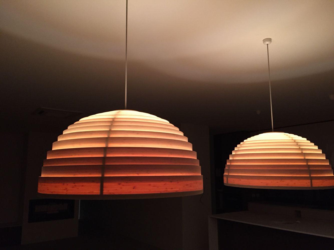 Design Ay Illuminate : Dining table lighting. ay illuminate lump pendant medium size