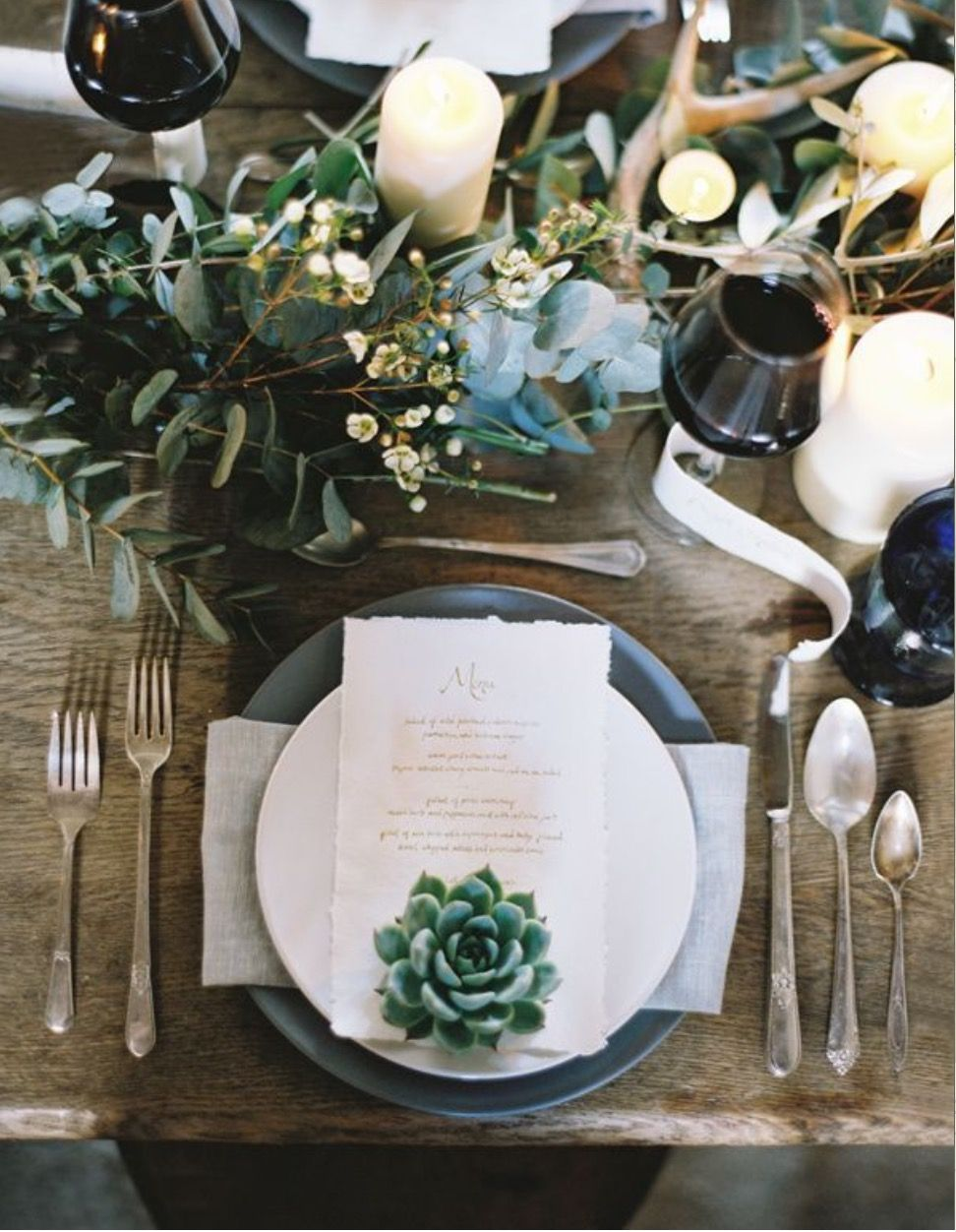 Table accent & Table accent | Succulent \u0026 Artichoke Weddings Centerpieces ...