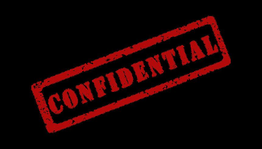 Nda Non Disclosure Agreement Privacy Agreement Secret