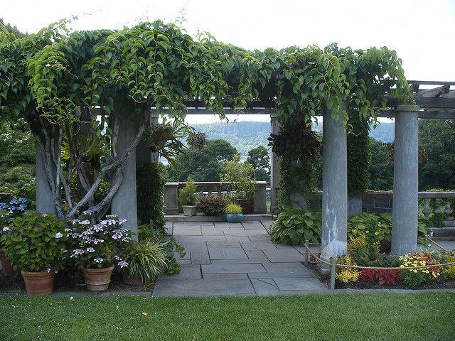 Wave Hill Gardens, Riverdale, Bronx, NY