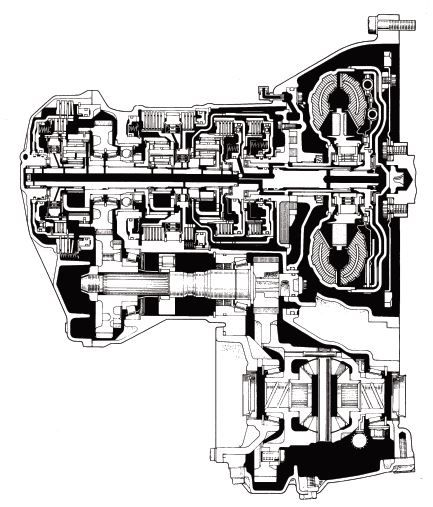 A140E Automatic Transmission Service and Repair Manual