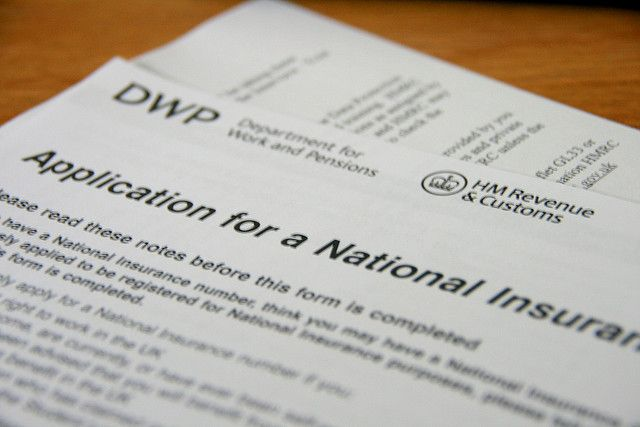 Best 25+ National insurance number ideas on Pinterest Life - housing benefit form