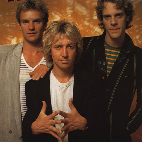 The Police – Next to You (single cover art)