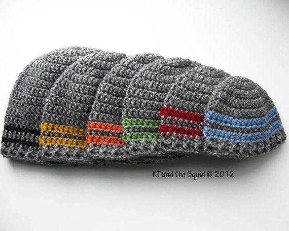 Crochet Patrón gorro patrón básico de sombrero por ktandthesquid ...