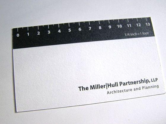 Creative Architecture Business Card