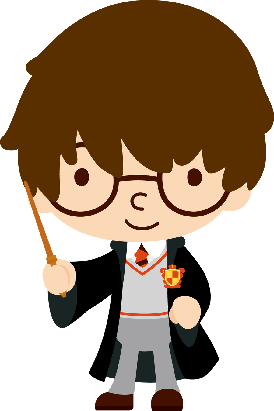 Harry Potter - Minus | clipart - harry potter/ magician ...