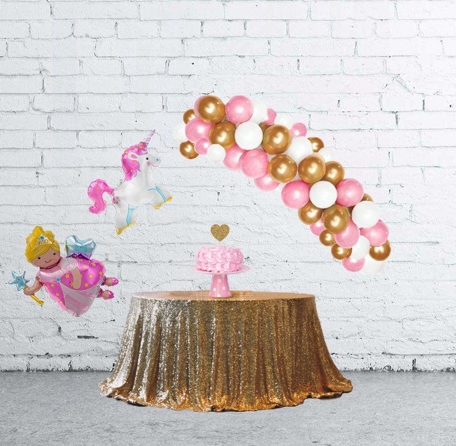 Balloon arch kit balloon garland diy balloon garland kit for Balloon decoration kits