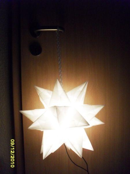 Bascetta stern aurelio sehr sch ne deko licht von for Schoene deko