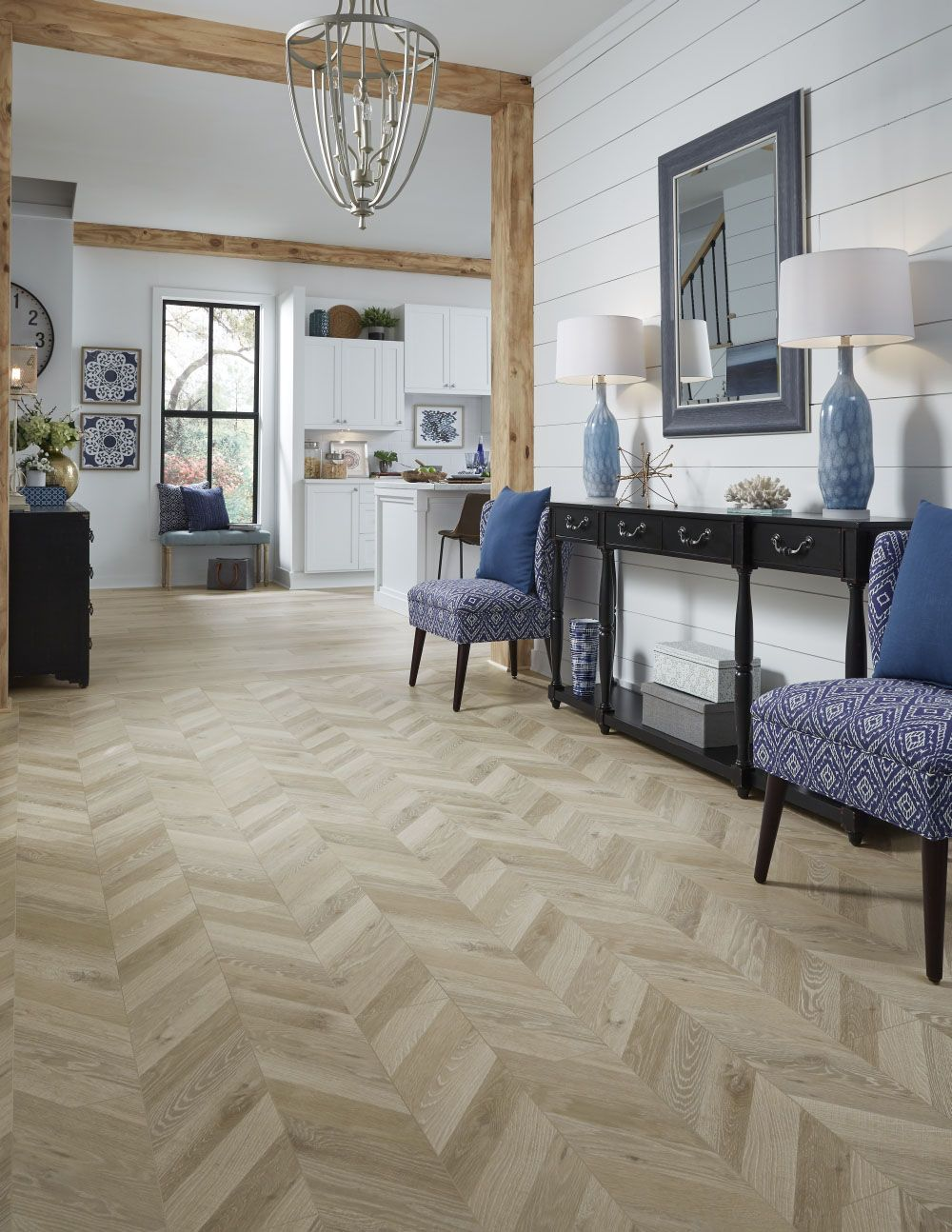 Our New Restoration Collection Floors Deliver The Beauty