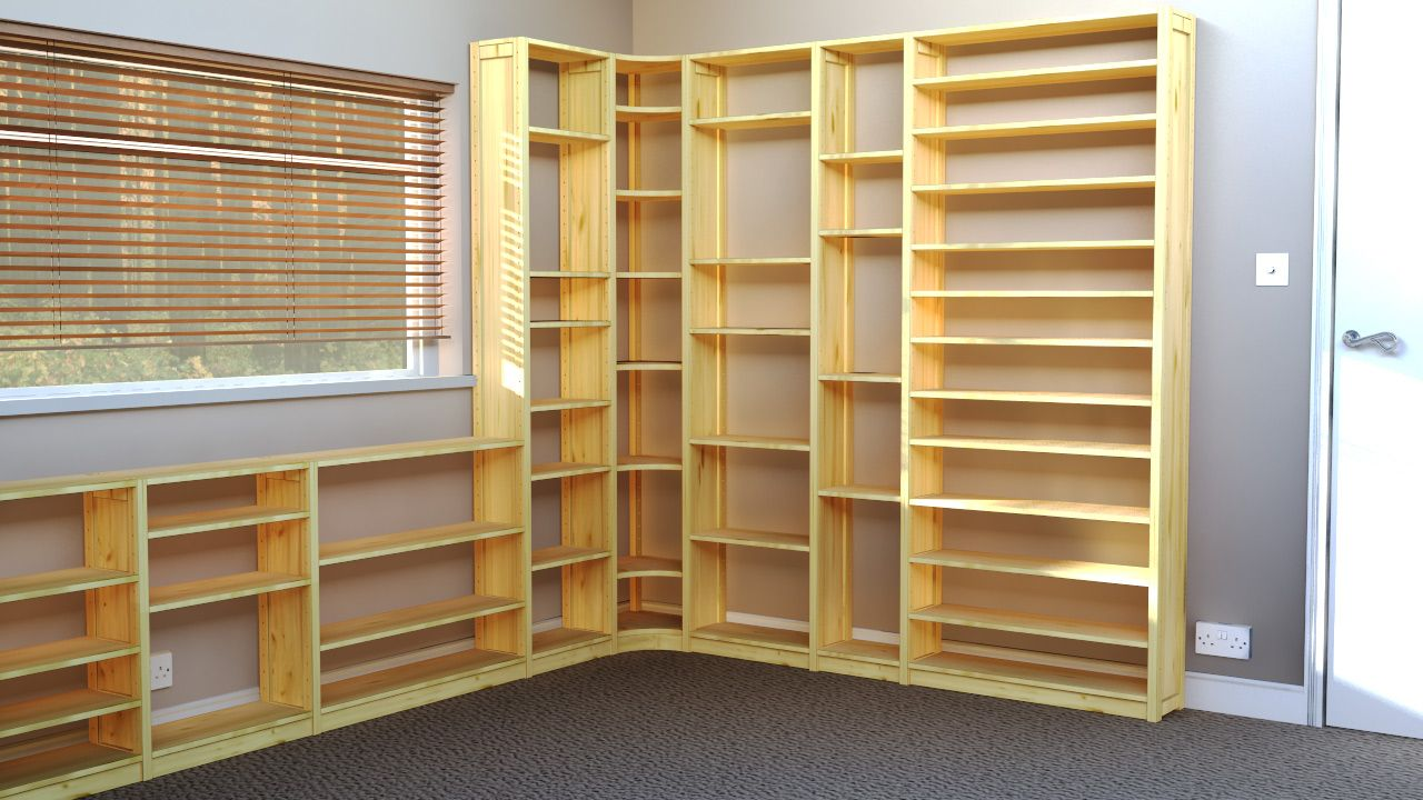 Home Office Shelving Practical Versatile Storage
