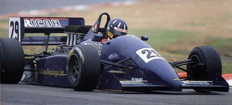 Damon hill lola t88 50 cosworth dfv nicholson mclaren for Damon racing