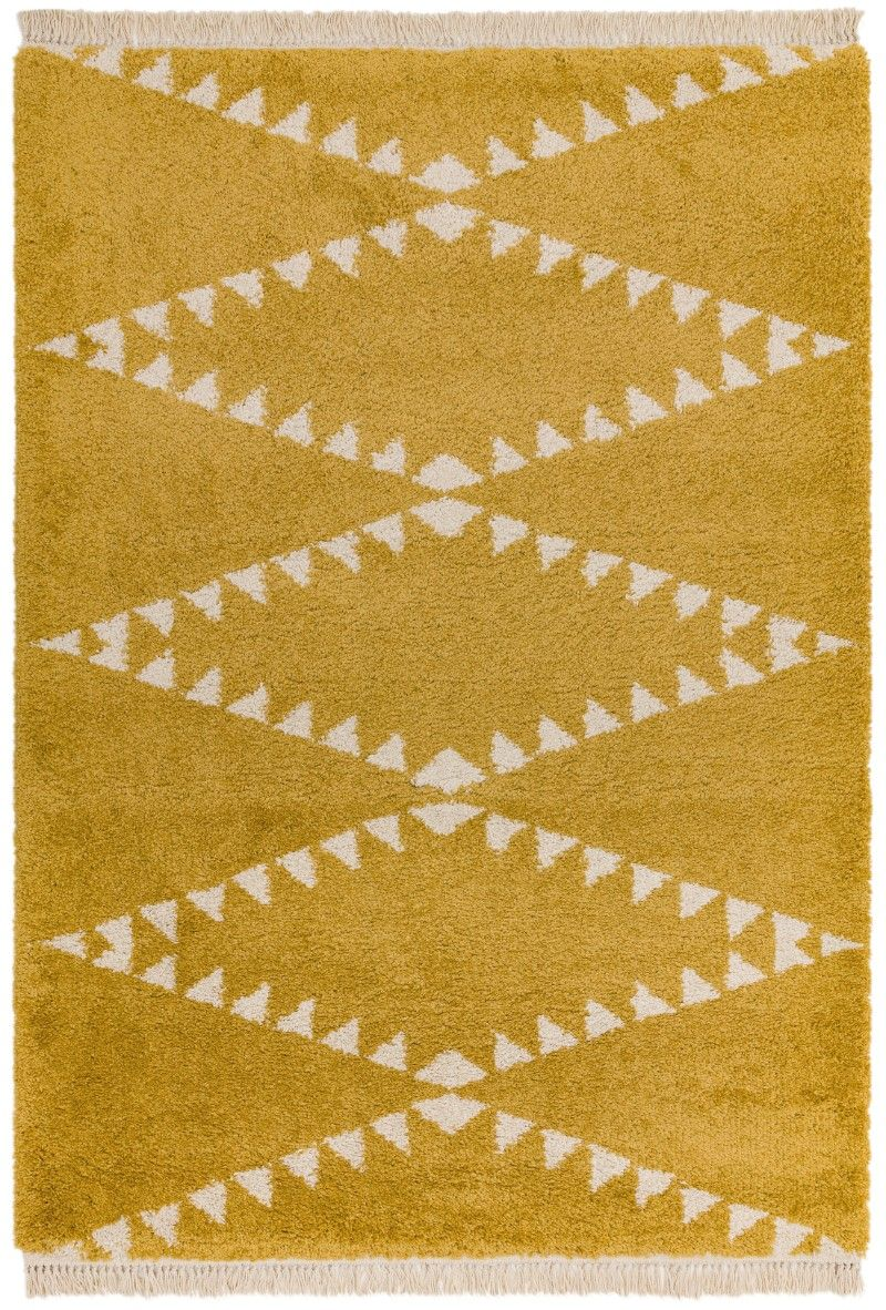 Rocco Rc05 Mustard Rug From 109 99
