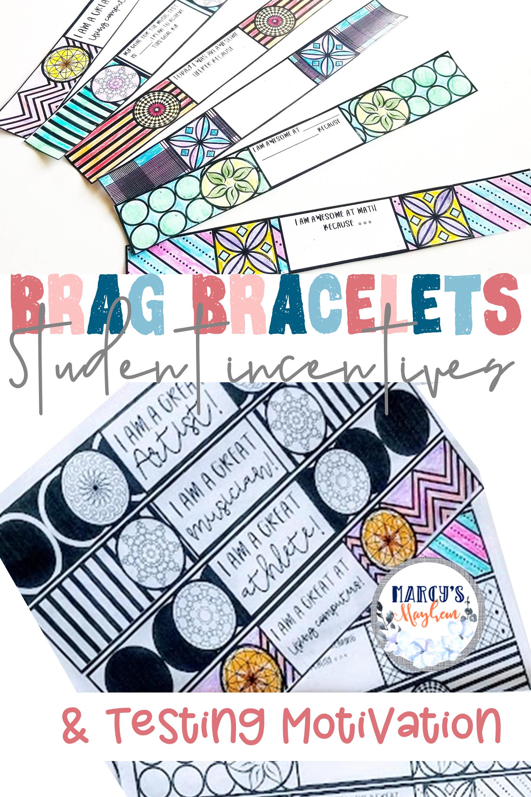 Brag Tag Bracelets