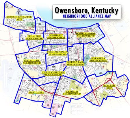 Owensboro kentucky city map owensboro kentucky mappery info owensboro kentucky city map owensboro kentucky mappery publicscrutiny Choice Image