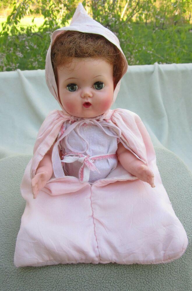 1964 Tiny Tears Doll American Character Doll W Original
