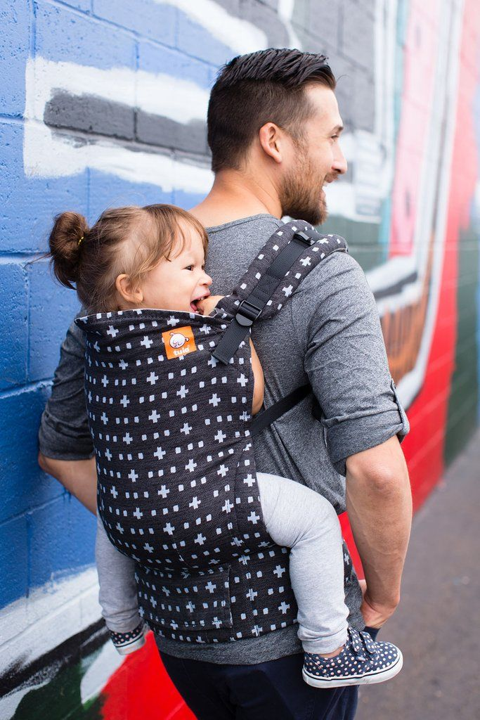 b2f7a067218 Tula Baby Carrier is the ultimate baby carrier - Jet