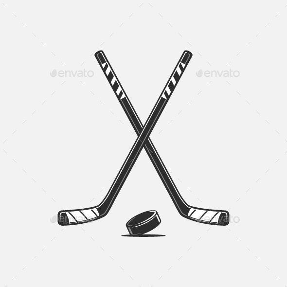 Ice Hockey Hockey Stick Hockey Tattoo Ice Hockey