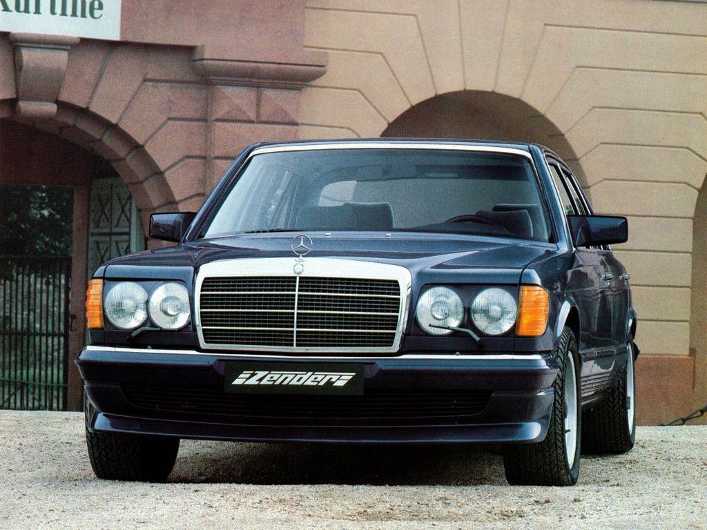 Mercedes 126 500se