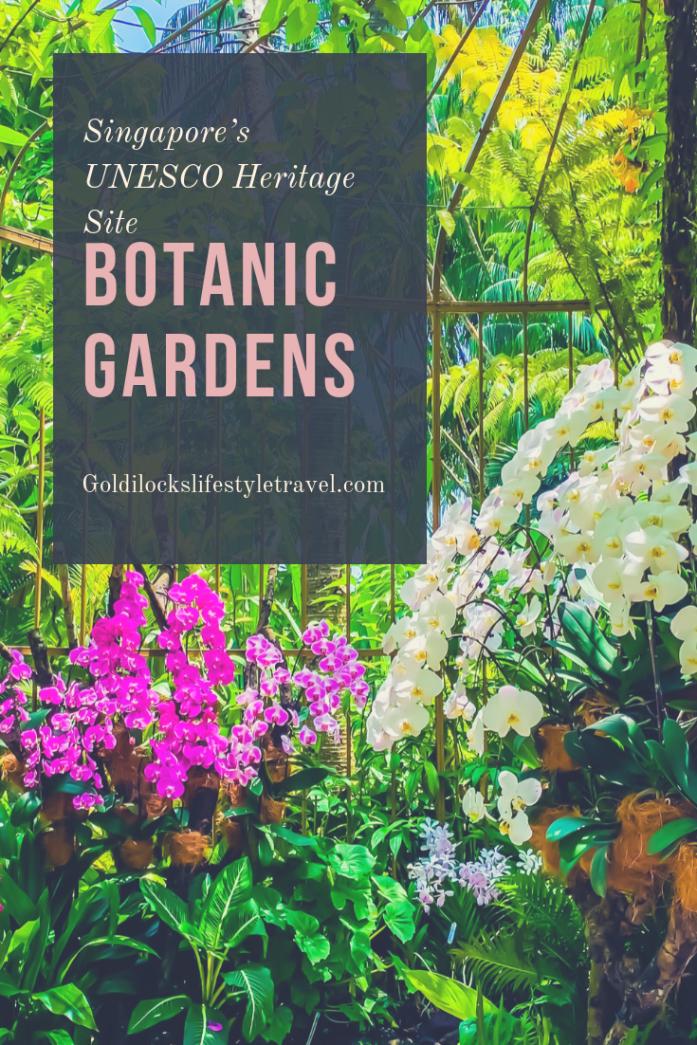 Singapore Botanic Gardens Unesco Heritage Site Goldilocks Lifestyle Travel Singapore Botanic Gardens Unesco Heritage Site Botanical Gardens