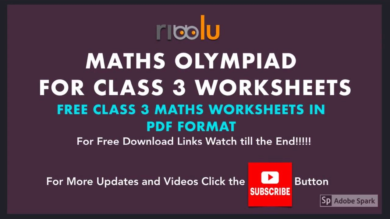 Maths Olympiad Class 3 Worksheets Grade 3 Imo Papers For Kids Math Olympiad 3rd Grade Math Worksheets Math Olympiad Questions [ 720 x 1280 Pixel ]