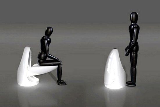 6 modern toilet design trends innovative design ideas - Toilet Design Ideas