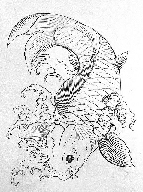 Pin by дом on трафореты | Pinterest | Koi, Samurai art and Japanese ...